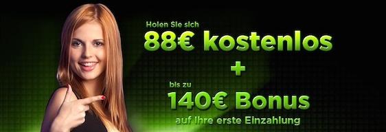888 Casino Sofortbonus oder Wilkommensbonus